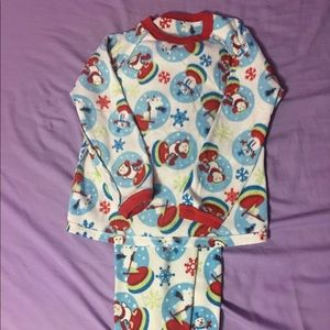 Christmas Themed Pj set